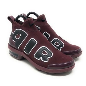 Nike Women Airquent Air More Uptempo Burgundy